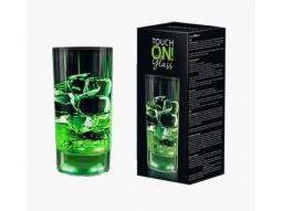 Leuchtglas grün
