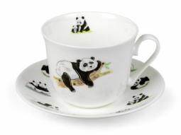 Panda Jumbotasse Fine Bone China