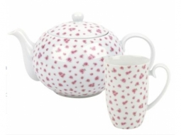 Tealicious Set 'English Rose' 3-teilig