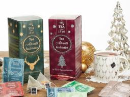 Tee-Adventskalender 24 exclusive Pyr..