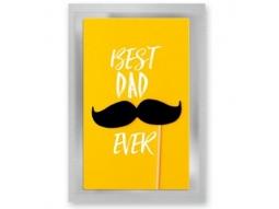 """""""Dad"""" Teepostkarte"""