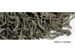 Grüner Tee Chinas Yunnan Wild Chun Mee..