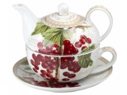 Tea for one Set 'Winterberry', 300 ml