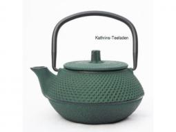 Eisenkanne Tetsu 300ml grün oder rot