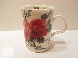 Englisch Rose Henkelbecher