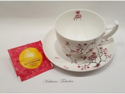 Kirschblüte Teetasse