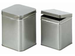 Teedose Silber 100g