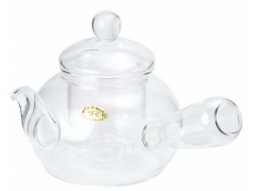 Glas Teekanne OLE 600ml mit Glassieb