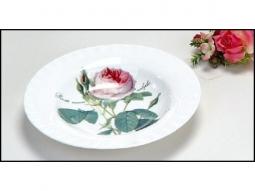 Suppenteller Redoute Roses