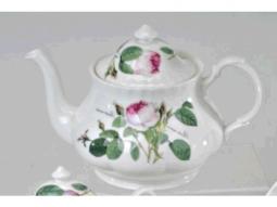 Teekanne Redoute Rose 1l von Roy Kirkham