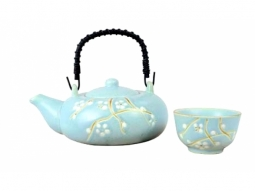 Tee-Set Floris Keramik
