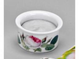 Redoute Rose Teelichthalter von Roy Kirkham 2 Stück