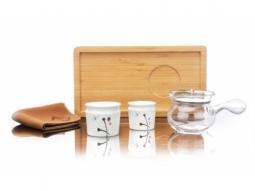 Libelle Einhandkanne - Geschenk-Set